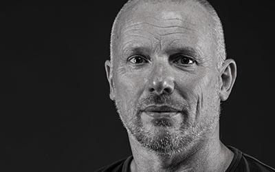 Portræt af Henrik Jensen, body sds behandler